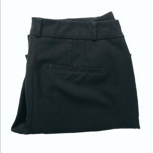 Straight Leg Black Dress Pants sz 10